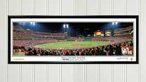 Panoramic Ballpark Prints